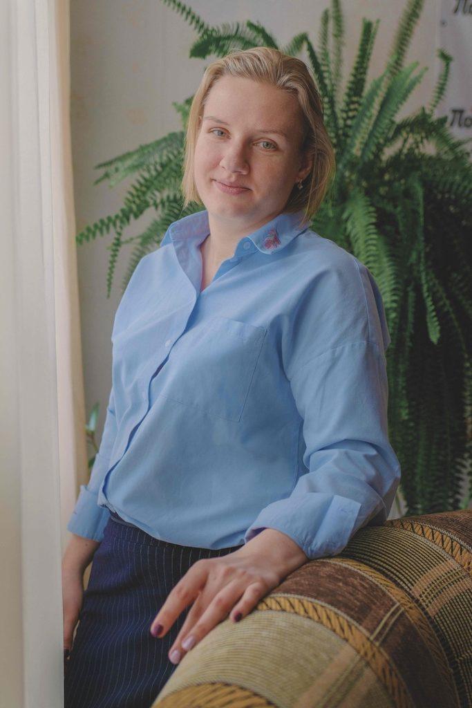 Олеся Емельянова