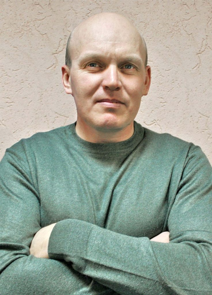 Александр Изибаев