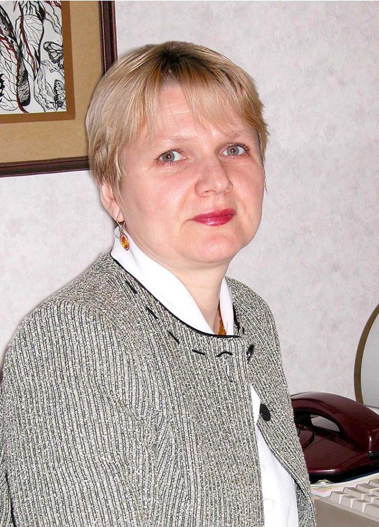 Ирина Захваткина