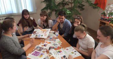 молодежный информационный проект