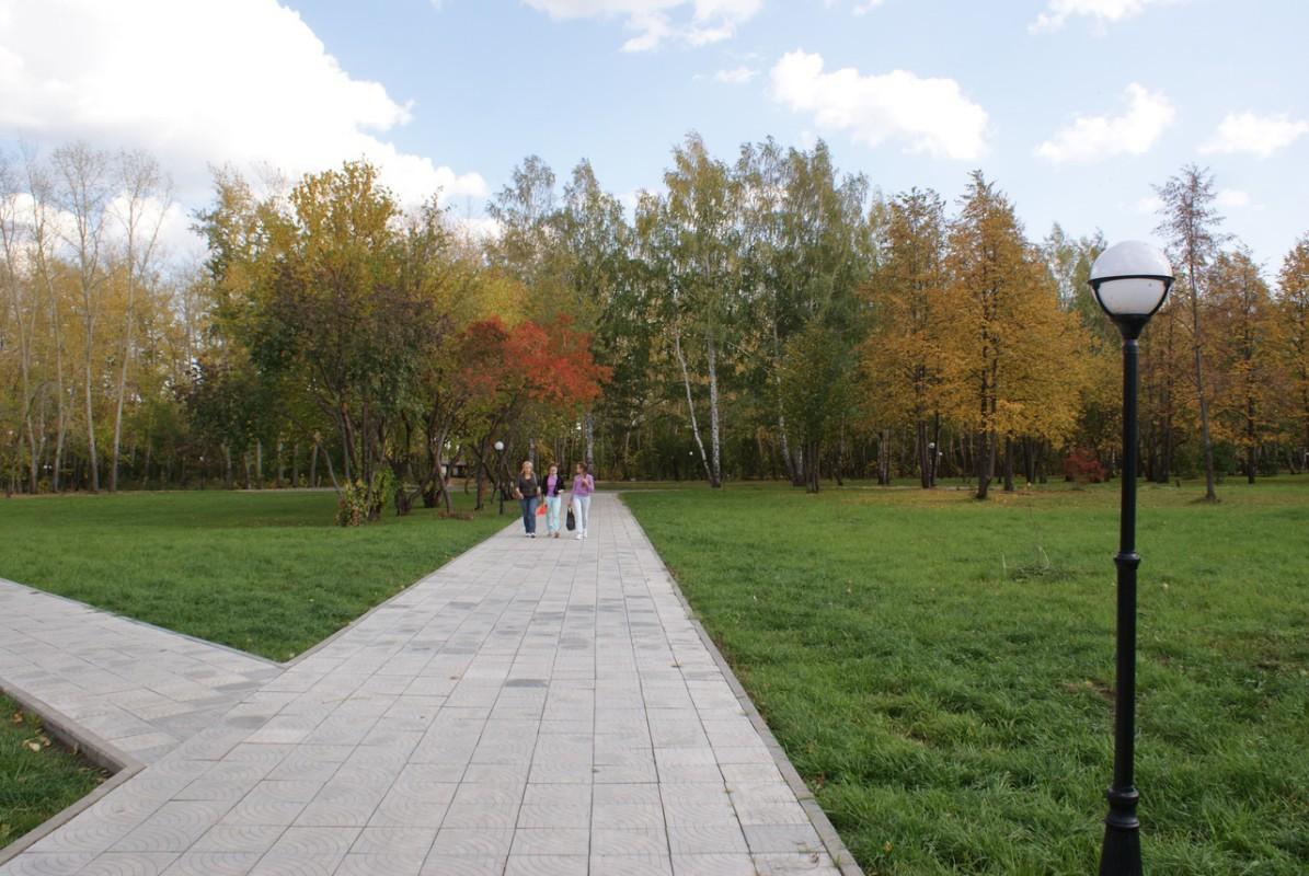 Третий этап парка