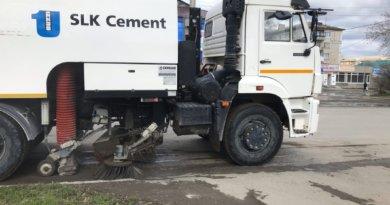 Санитарная очистка города