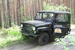 Сухоложские леса патрулирует «Хантер»