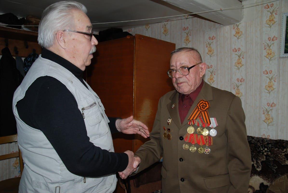 Петр Иванович Казанцев