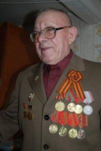 Петр Иванович Казанцев 1