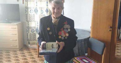 Анна Яковлевна Савчук