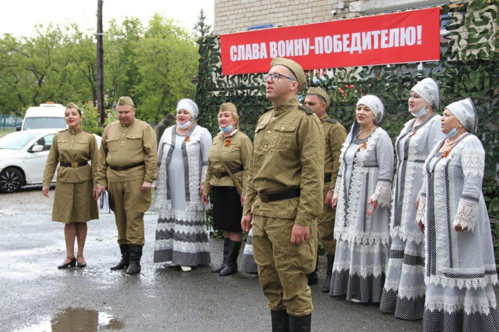 Общероссийская акция Радость Победы