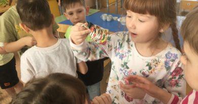 в науку из детского сада