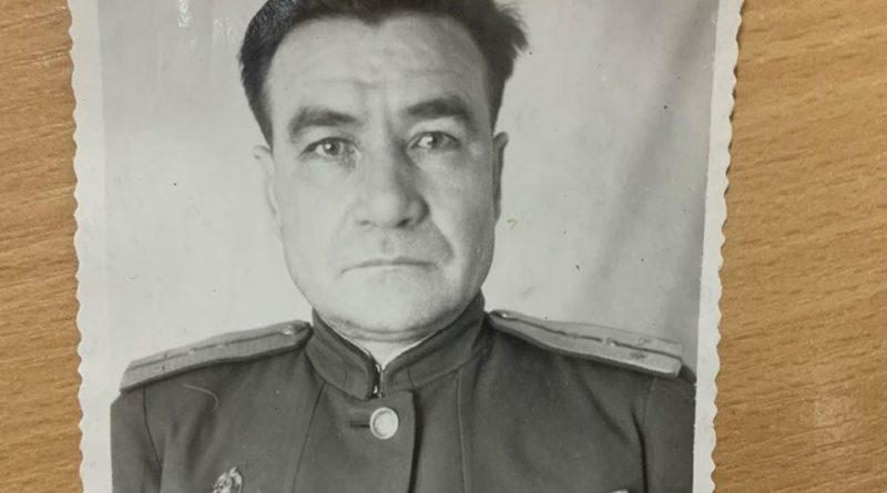 Павел Денисович Воинков