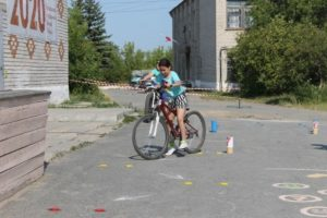 безопасное колесо в Курьях