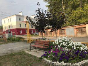 двор по ул Победа