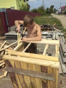 изготовление будок для наших питомцев