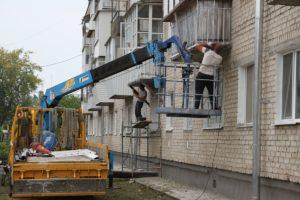 капитальный ремонт МКД в Сухом Логу