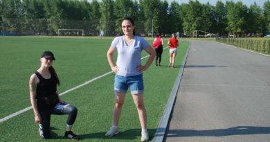 Наталья Новичева и Галина Валова