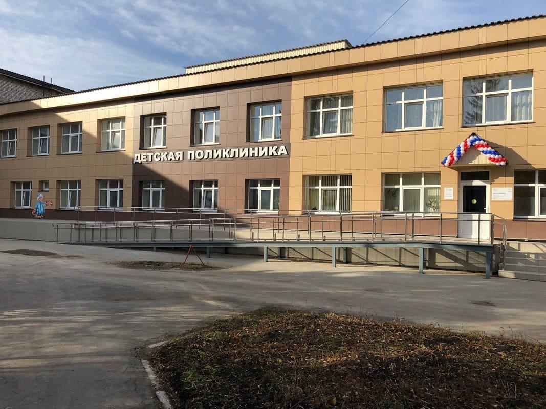 Сухоложская детская поликлиника