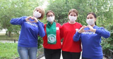 Волонтеры Сухой Лог