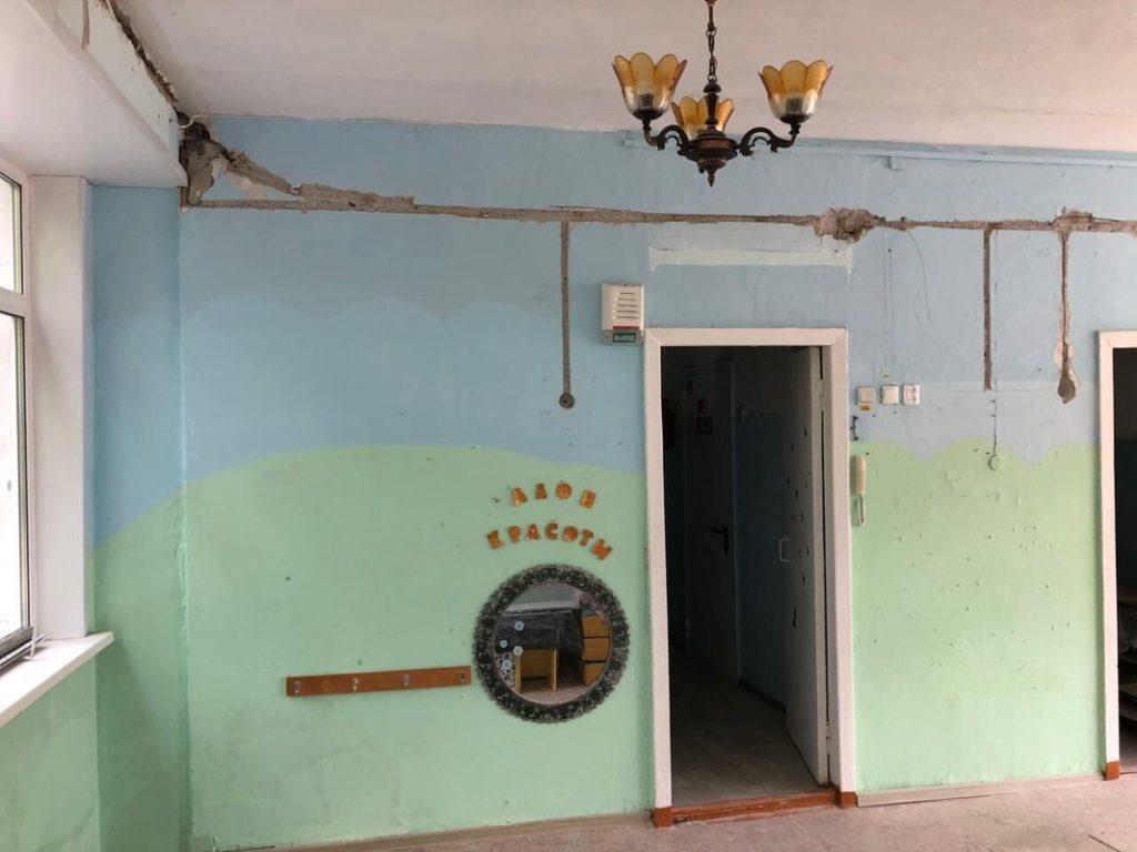 замена электропроводки в детском саду 29