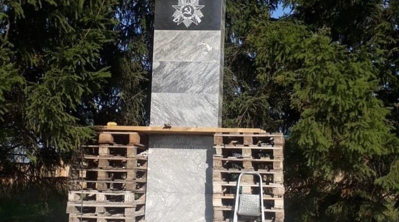 ремонт памятников Сухой Лог