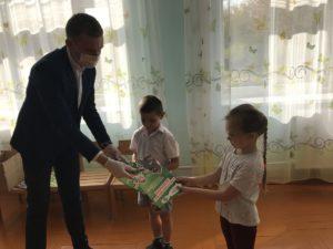 ЕМУП Спецавтобаза в гостях МАДОУ 36