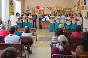 концерт сухоложского камерного хора