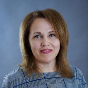 Евгения Плотникова