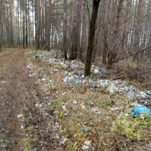 мусорим там, где
