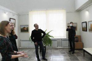 выставка картин в ДШИ
