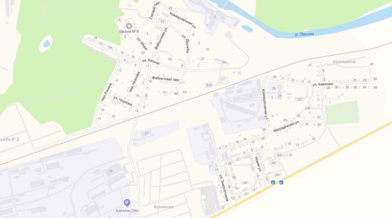 Две новые улицы