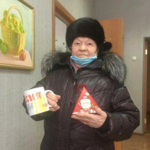 Людмила Мурзина