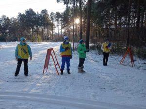 Сухой Лог лыжные гонки