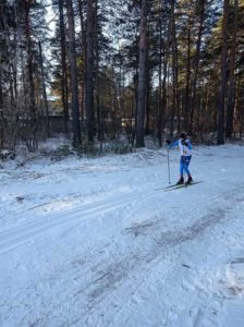 Сухой Лог соревнования по лыжным гонкам