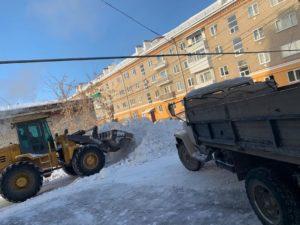 снег УК 1
