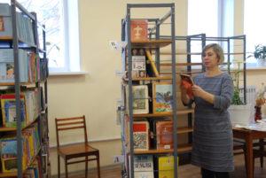 стеллажи расстановка книг в библиотеке