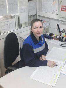 Ольга Фесунова