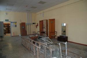 заканчивается ремонт в библиотеке Сухой Лог