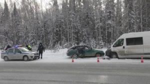 на территории Свердловской области зарегистрировано 26 дорожно-транспортных происшествий