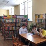 Открытие библиотеки после ремонта