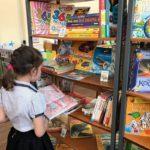 Открытие библиотеки после ремонта в Сухом Логу
