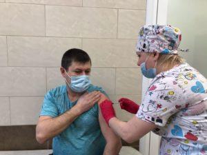В Сухом Логу вакцинация будет проходить в течение недели