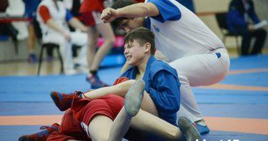 Всероссийские соревнования в Кургане