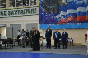 X всероссийский турнир по самбо