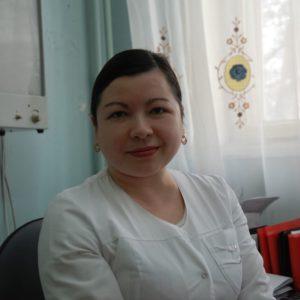 Альбина Рафикова