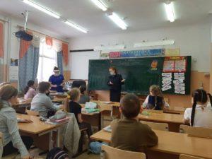 Сотрудники Госавтоинспекции провели беседы