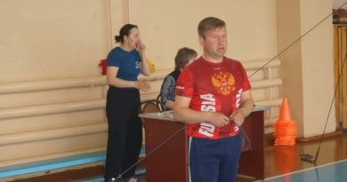 Президентские спортивные соревнования