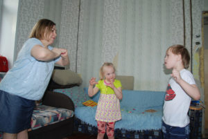 Танец маленьких утят: танцуем вместе!