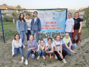 В поддержку благоустройства парка в селе Курьи