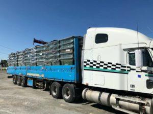 132 новых контейнера для мусора
