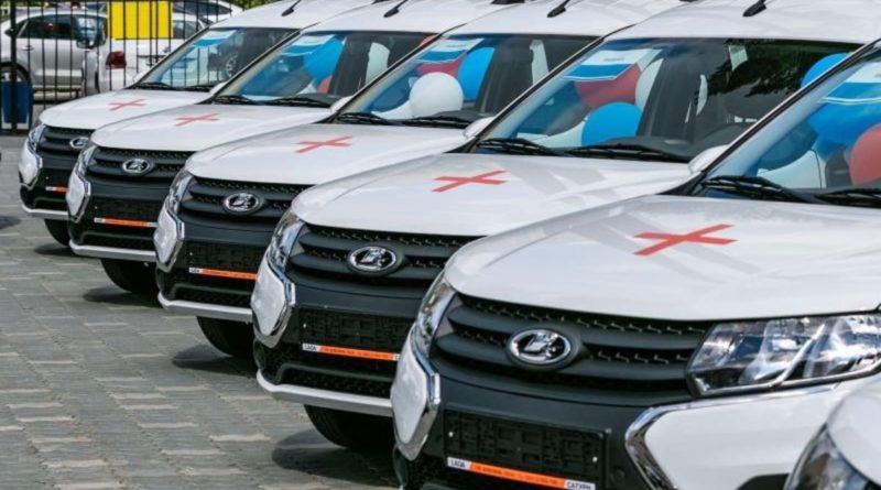 Новые семиместные машины разъехались в 29 муниципалитетов Среднего Урала