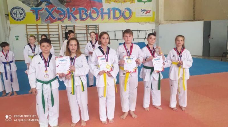 Сухоложские тхэквондисты – гордость спортивной школы
