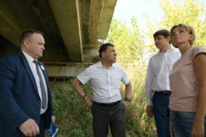 Аварийный мост необходимо укрепить или закрывать